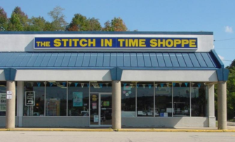 The Stitch In Time Shoppe